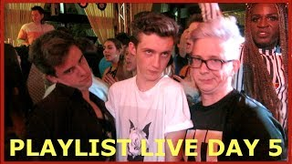 Getting Nasty on the Dance Floor | Playlist Live Day 5