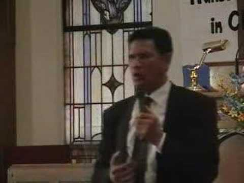 Khotbah Advent Bangun di IFGF Harrisburg part 1