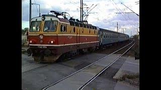 1998.10.31. Vonatfilmezés Érd felső - Érd elágazás - Kelenföld