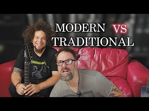 ML3 V2 Modern Vs Traditional - With Chappers And Rabea