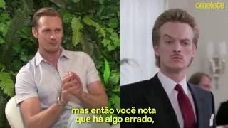 Alexander Skarsgård de A Lenda de Tarzan | Omelete Entrevista