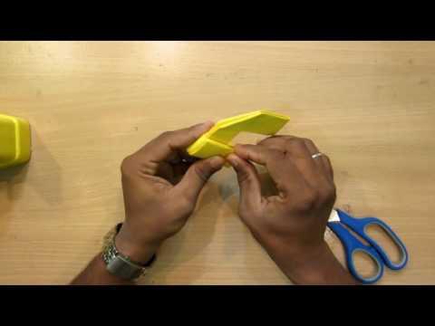 How to make a Paper Pocket Mini Gun that Shoots- GTa Weapon