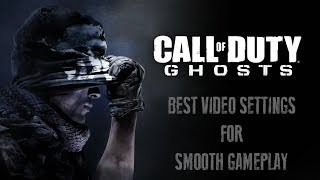 Call of Duty Ghosts on Low-End PC (Lag Fixed)