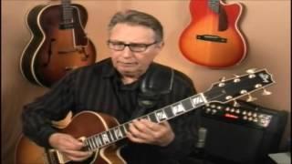 Fools Rush In Jazz Guitar Chord Melody