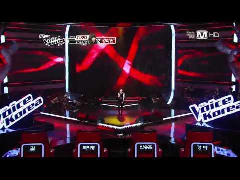 우혜미 보이스코리아 시즌1 - 우혜미 (윤시내-Maria) 보이스코리아 the voice 9회