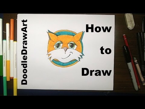 How to draw stampylongheads mr stampy cat step by step easy how to draw stampylongheads mr stampy cat step by step easy drawing tutorial altavistaventures Image collections