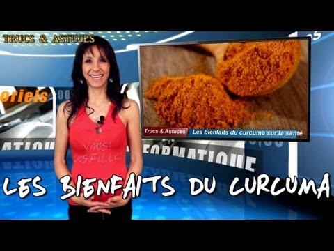 Les bienfaits du curcuma sur la sant the benefits of curcuma on the health - Les bienfaits du stepper ...