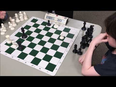 Will 8 Year Old Have Scary Endgame Technique Again? Golan vs. Stripes