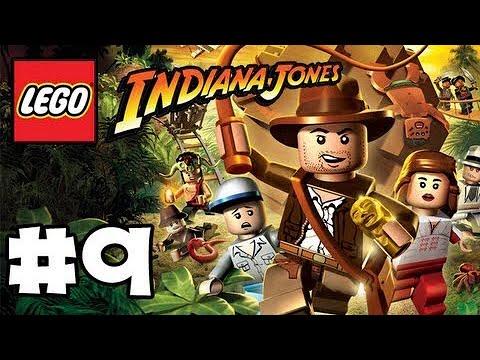LEGO Indiana Jones The Original Adventure Part 9-The Temple Of Khali |