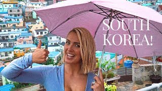 FIRST IMPRESSION OF SOUTH KOREA | BUSAN
