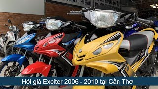 Exciter 135 is small, asking prices in Can Tho in 2019 | Mekong today