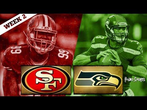 San Francisco 49ers VS Seattle Seahawks Week 2 NFL 2017 Postgame Gathering