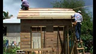 Hurricanes How to build a safer wooden house