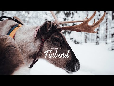 The Magic of Finland [4k]
