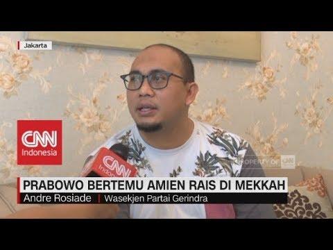 Wasekjen Gerindra Tepis Umrah Prabowo Berbau Politik
