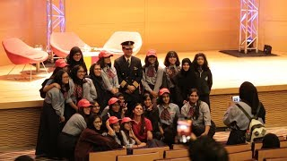 Come Fly with Me Event | Emirates Airline