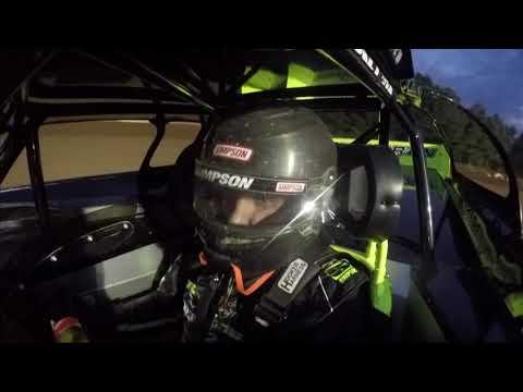 Zach McMillan Crowley's Ridge Raceway qualifying 8 30 19