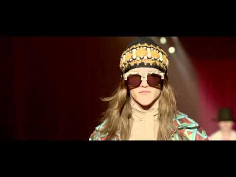 Gucci Men's Fall Winter 2016 Fashion Show: Director's Cut