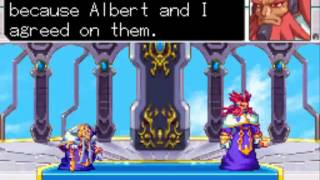 Mega Man ZX Advent Secret Ending