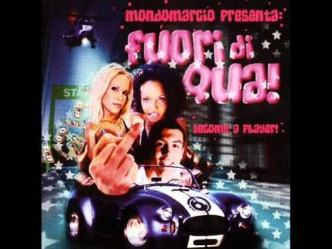 MONDO MARCIO - FUORI DI QUA. (lyrics.)