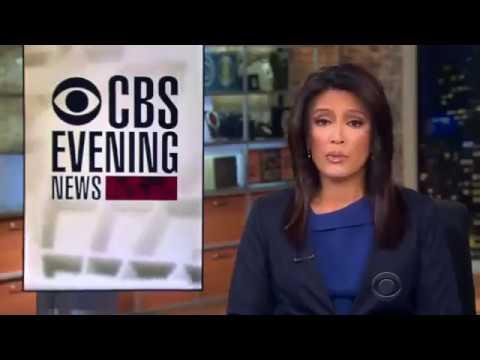 CBS News segment on Logic and the impact of 1-800-273-8255