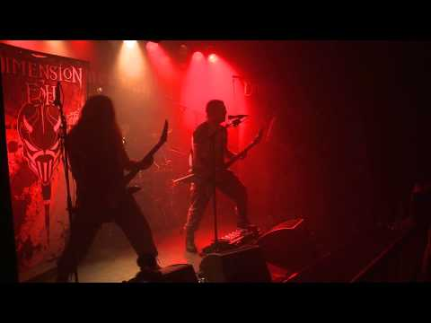 Dimension F3H - In a Dreamlike State of Mind filmed live at Hammerslag Vinterblot