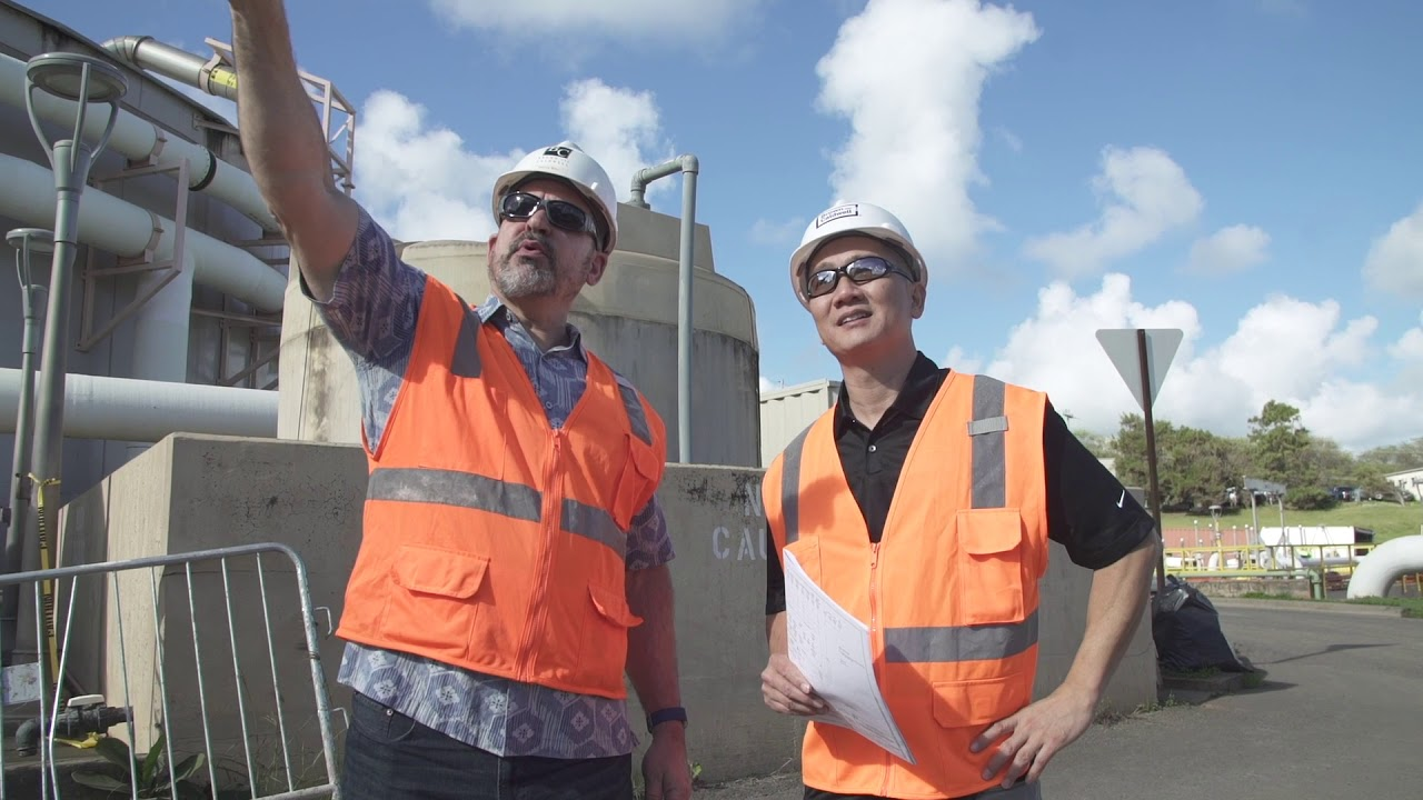 Hawaii's groundbreaking $375M wastewater project unveiled
