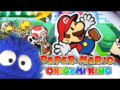 Paper Mario: The Origami King | Live Reaction and Discussion