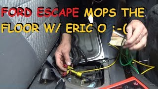 Ford Escape - WORST DIAG EVER!?!? - Part I