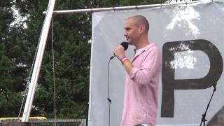 Ryan Van Genderen at Oddball Comedy Fest - Charlotte 2014