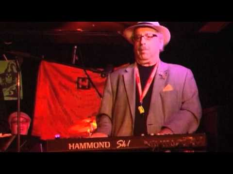 Jon Hammond Band Unveling and First Road Test of Sk1 combo organ Pocket Funk