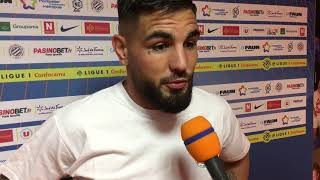 VIDEO: Andy Delort après MHSC 4-2 ASC