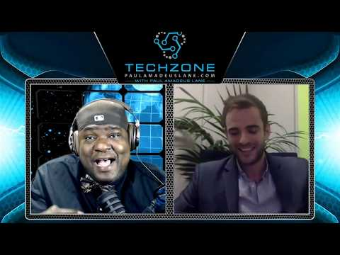 Tech Zone Interview - ABC News Radio KMET 1490 AM