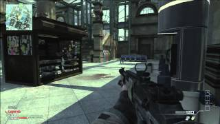Call of Duty Modern Warfare 3 Multiplayer Gameplay #245 Underground