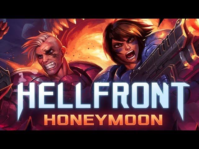 UNLIMITED DESTRUCTION | Hellfront: Honeymoon