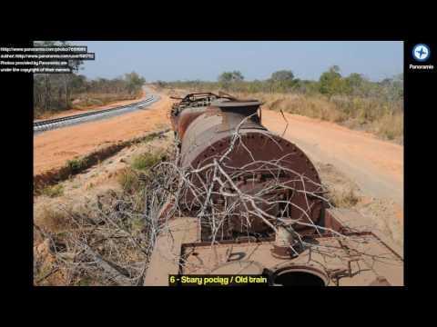 Discover Cangumbe, Angola