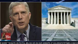AND HE'S OFF! What Justice Gorsuch Just Said On His First Day On The High Court Will SHOCK You!!!