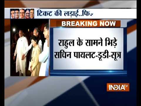 Rajasthan polls: Sachin