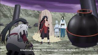 Jigen Tak berkutik melawan Lord Madara - Inilah Shinobi yang mampu mengalahkan Jigen