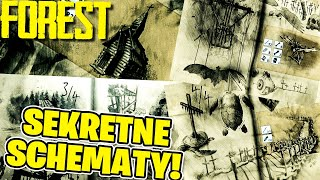 THE FOREST MULTI #18 - SEKRETNE SCHEMATY I KUSZA!