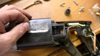 Жөндеу электр ИЭ-1035 16 мм. n-600 туралы.мин. 420 Вт. 1998 ж.