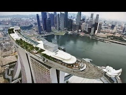 Singapore - SkyPark - Build it Bigger