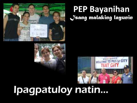 PEP Bayanihan Wave 1 Relief Operations for Yolanda victims