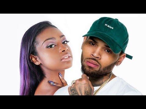 Chris Brown & Justine Skye  Best Of My Love  Audio