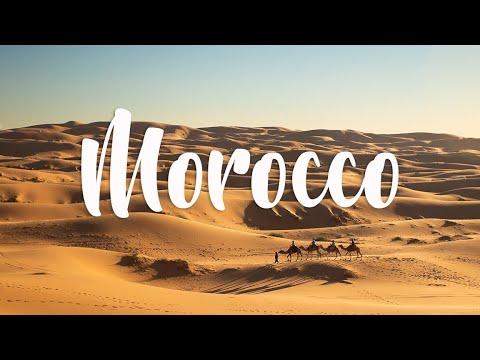 2019 Morocco Family Trip vlog - Marrakech to Erg Chebbi