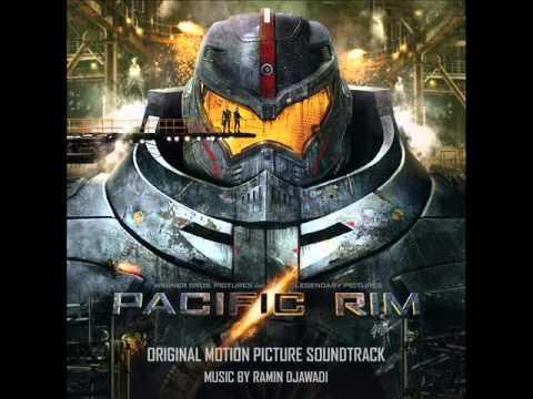 Pacific Rim OST Soundtrack  - 22 -  Kaiju Groupie by Ramin Djawadi