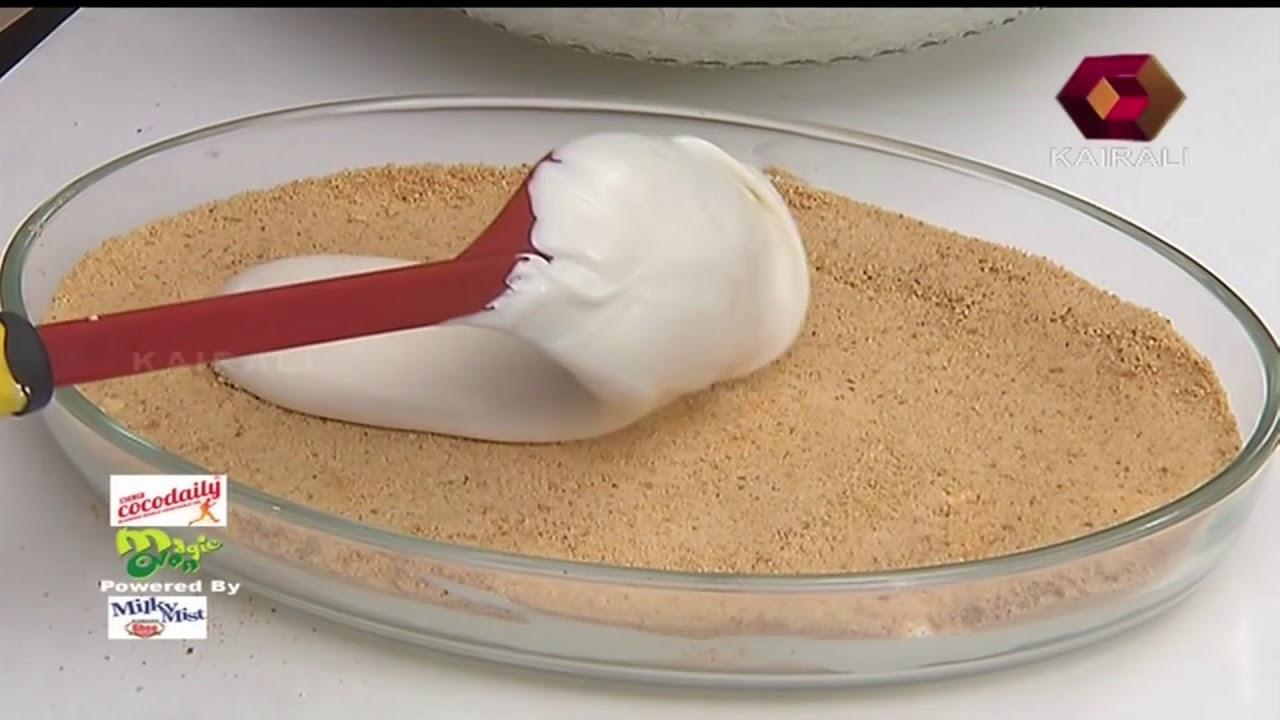 Magic Oven Serradura Pudding 17th December 2017 Part