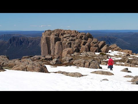 Experiencing Tasmania's Winter Hikes: Radio interview with Scott O'Leary