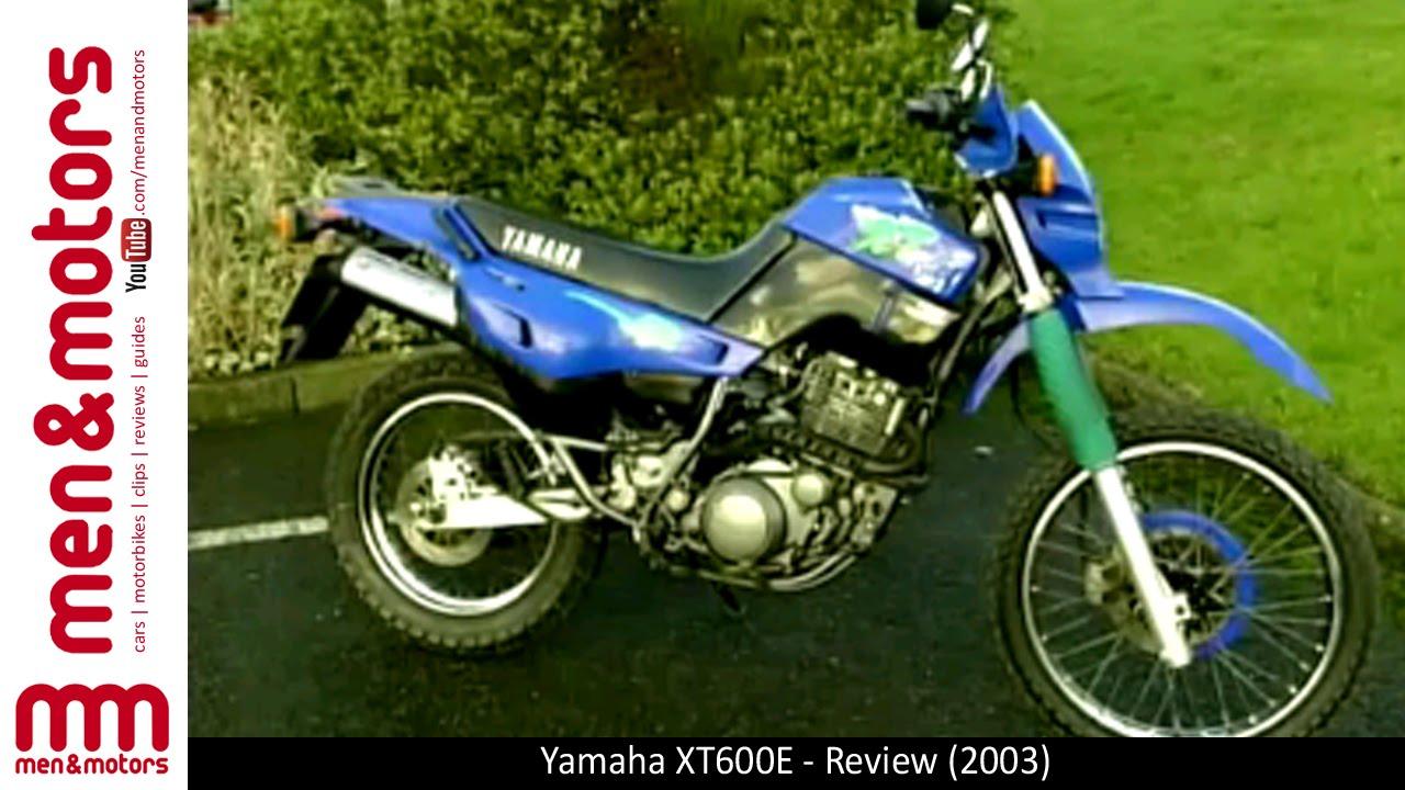 yamaha xt 600 specs 1992