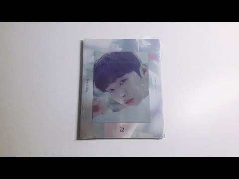 [ UNBOXING ] Yoon Jisung 윤지성 1st Mini Album Aside 白 Ver